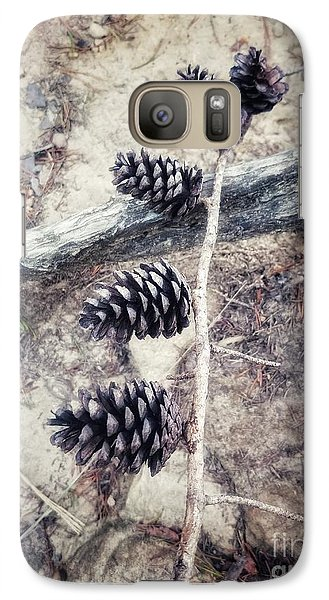Fruit Of The Pine Galaxy S7 Case