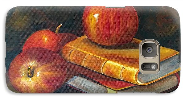 Galaxy Case featuring the painting Fruitful Afternoon by Susan Dehlinger