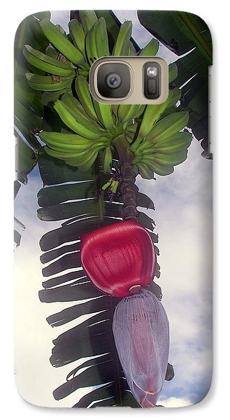 Fruitful Beauty Galaxy S7 Case by Karen Wiles