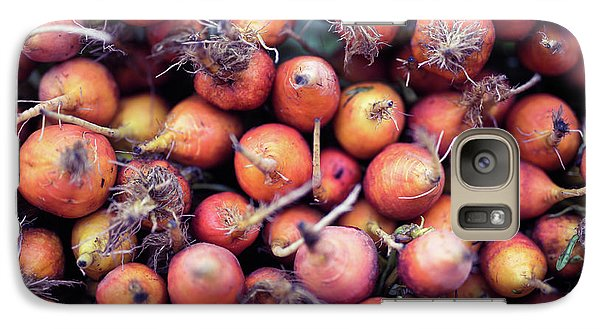Galaxy Case featuring the photograph Fruits And Vegetable At Farmer Market by Jingjits Photography