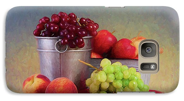 Fruits On Centerstage Galaxy S7 Case
