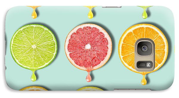 Fruity Galaxy S7 Case