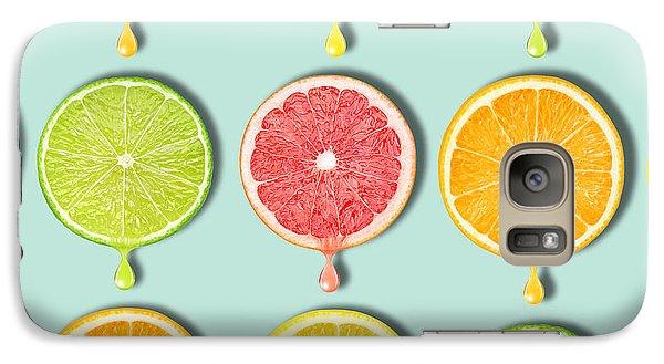 Fruity Galaxy Case by Mark Ashkenazi