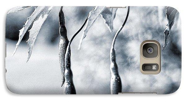 Galaxy Case featuring the photograph Fuchsia  by Keith Elliott