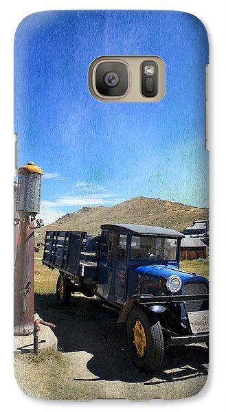 Fuelin' Up Galaxy S7 Case
