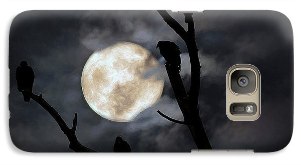 Condor Galaxy S7 Case - Full Moon Committee by Darren Fisher