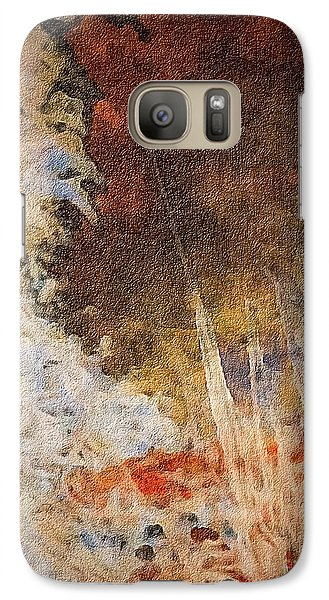 Galaxy Case featuring the photograph Fun By The Lake by William Wyckoff