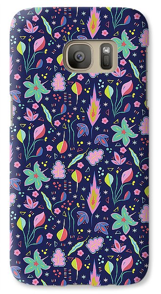 Fun In The Garden Galaxy Case by Elizabeth Tuck