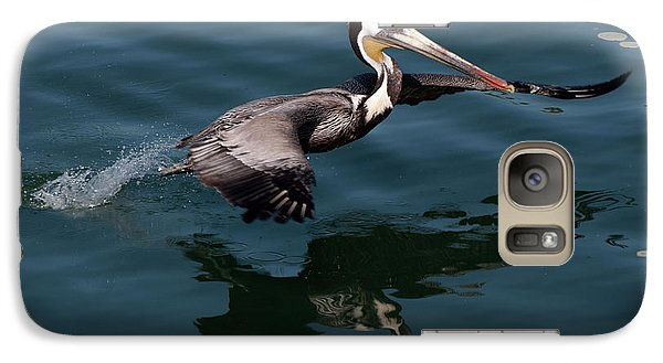 Galaxy Case featuring the photograph Funky Wings by Rod Wiens