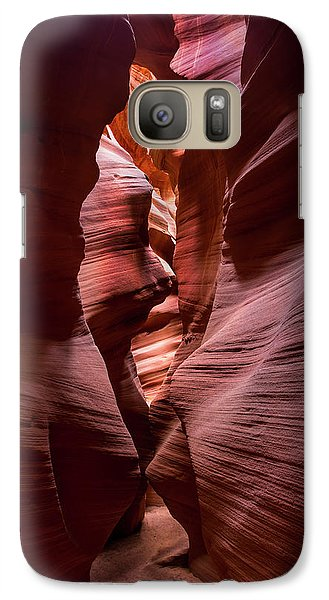 Galaxy Case featuring the photograph Further In The Canyon by Jon Glaser