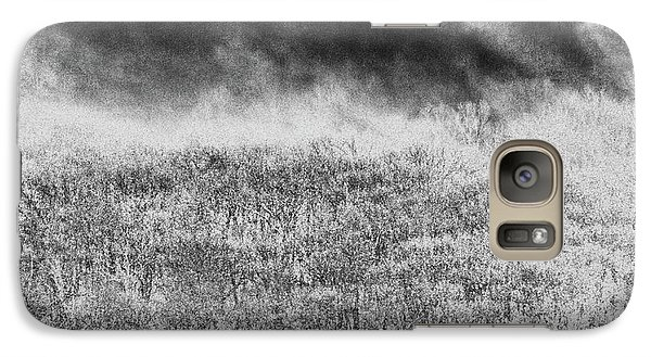 Galaxy Case featuring the photograph Fury by Steven Huszar