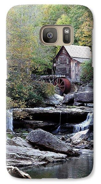 Galaxy Case featuring the photograph Galde Creek 2 by Ann Bridges