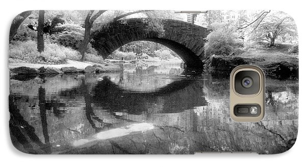 Gapstow Bridge Ir H Galaxy S7 Case