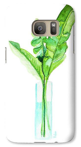 Garden Indoors Galaxy S7 Case