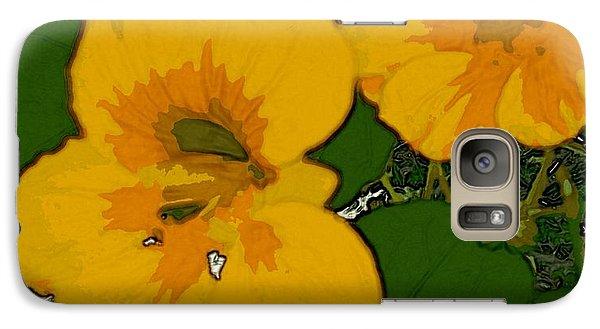 Garden Love Galaxy S7 Case