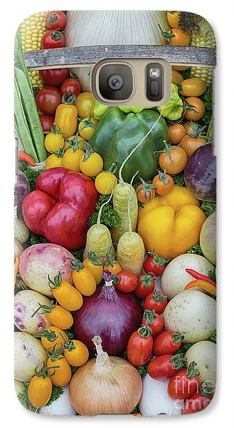 Garden Produce Galaxy S7 Case