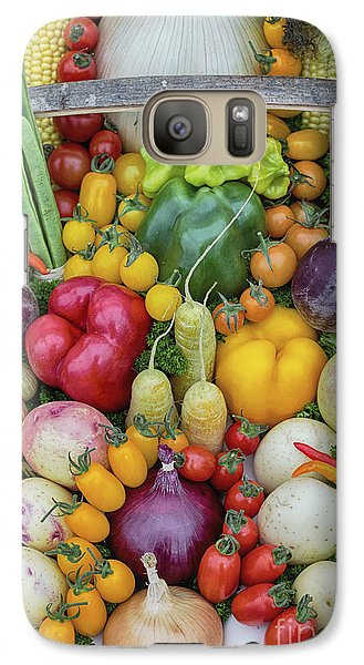 Garden Produce Galaxy S7 Case by Tim Gainey