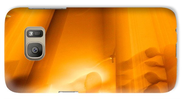 Galaxy Case featuring the photograph Gate Of The Golden Bass by Christophe Ennis