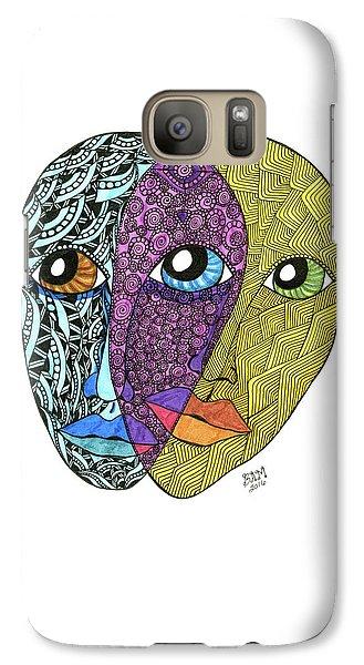 Gemini Galaxy S7 Case
