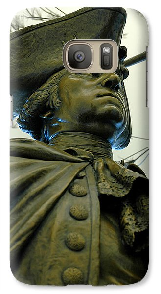 General George Washington Galaxy S7 Case by LeeAnn McLaneGoetz McLaneGoetzStudioLLCcom