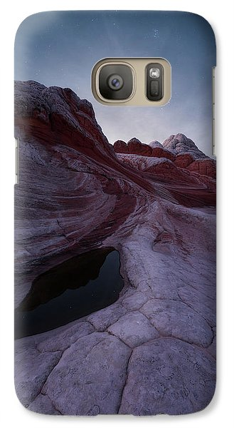 Galaxy Case featuring the photograph Genesis  by Dustin LeFevre