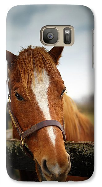 Galaxy Case featuring the photograph Genuine Reward by Shane Holsclaw
