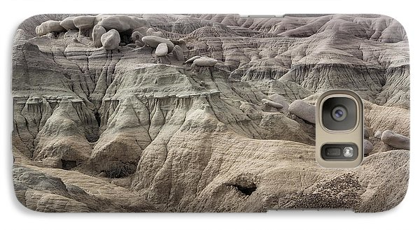 Galaxy Case featuring the photograph Geology Lesson 2 by Melany Sarafis