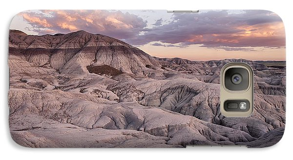 Galaxy Case featuring the photograph Geology Lesson by Melany Sarafis