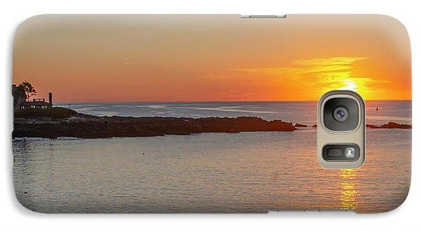 George Bush Galaxy S7 Case - George Bush Home - Kennebunkport by Bill Cannon