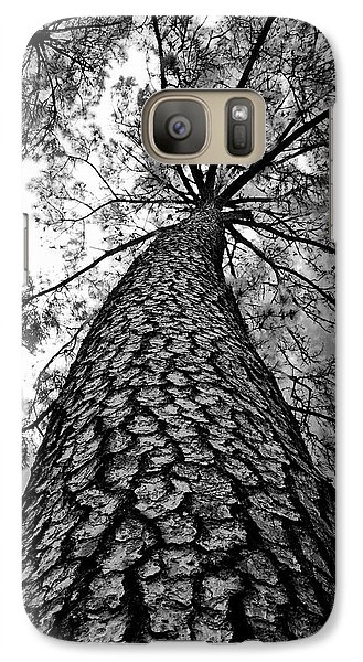 Galaxy Case featuring the photograph Georgia Pine by Dan Wells