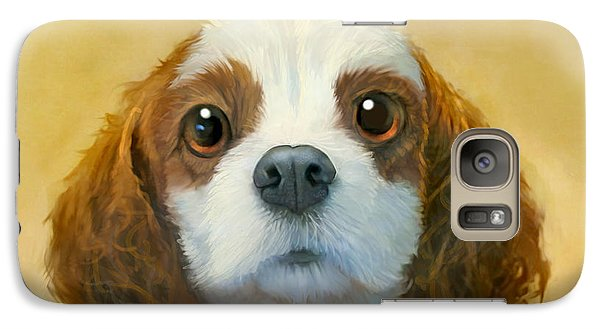 Dog Galaxy S7 Case - More Than Words by Sean ODaniels