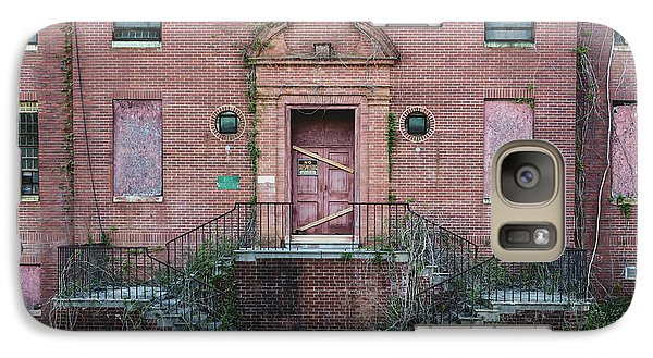 Galaxy Case featuring the photograph Georgia State Hospital by Kim Hojnacki