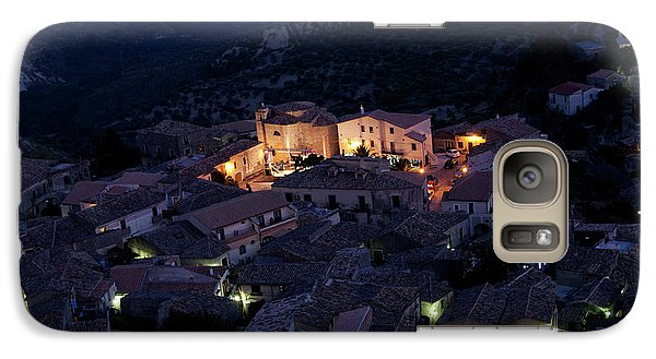 Galaxy Case featuring the photograph Gerace by Bruno Spagnolo