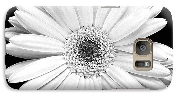 Single Gerbera Daisy Galaxy S7 Case