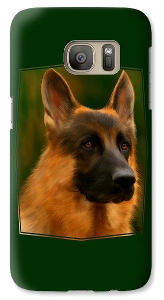 German Shepherd Galaxy S7 Case