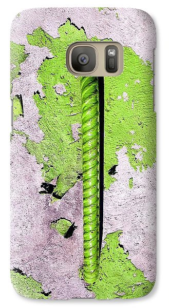 Galaxy Case featuring the photograph Get A Handle by Olivier Calas