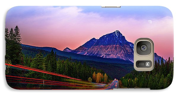 Galaxy Case featuring the photograph Get Your Motor Running by John Poon