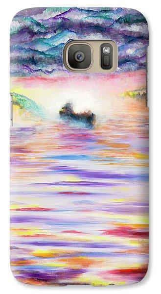 Ghost Galaxy S7 Case