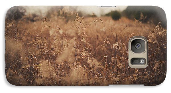 Galaxy Case featuring the photograph Ghost by Shane Holsclaw