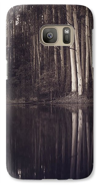 Galaxy Case featuring the photograph Ghosts Of My Heart by Amy Weiss