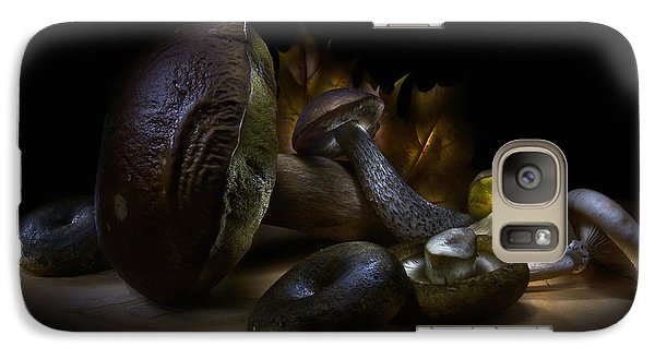 Galaxy Case featuring the photograph Gifts Of September by Alexey Kljatov