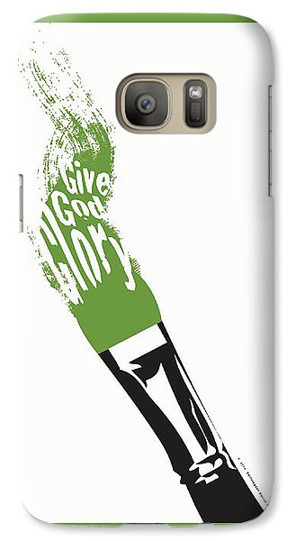Give God Glory  Galaxy S7 Case