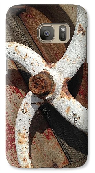 Galaxy Case featuring the photograph Give It A Turn by Olivier Calas