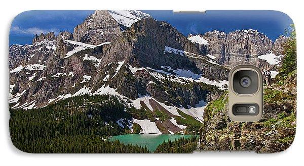 Glacier Backcountry 2 Galaxy S7 Case