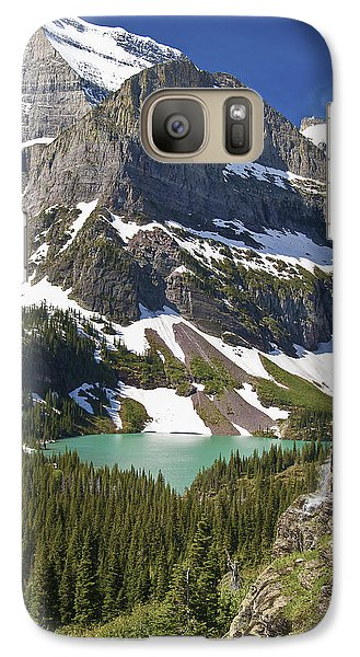 Glacier Backcountry Galaxy S7 Case