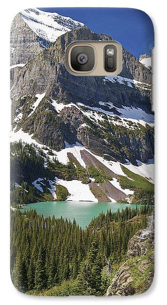 Glacier Backcountry Galaxy S7 Case by Gary Lengyel