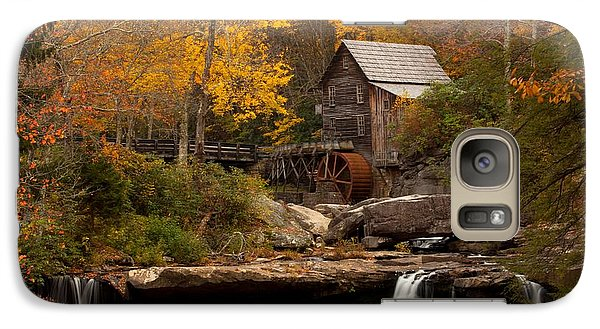 Galaxy Case featuring the photograph Glades Creek Mill by Doug McPherson