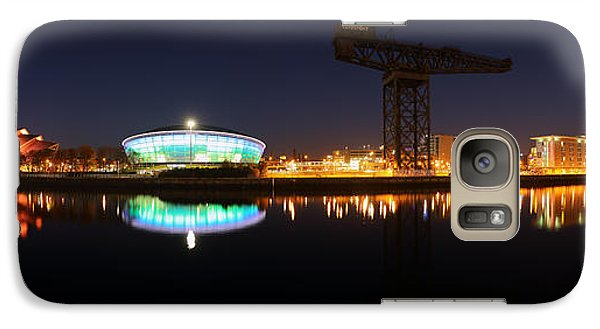 Glasgow Clyde Panorama Galaxy S7 Case