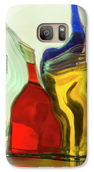 Galaxy Case featuring the photograph Glass by Elena Nosyreva