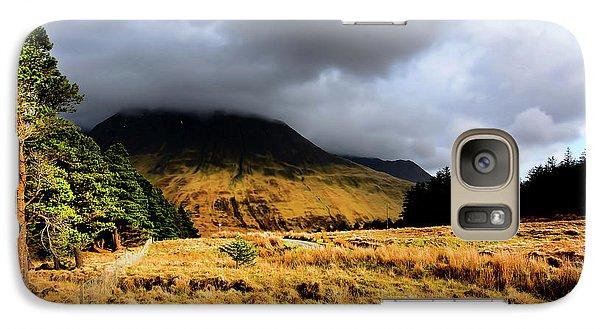 Fairy Galaxy S7 Case - Glen Brittle by Smart Aviation